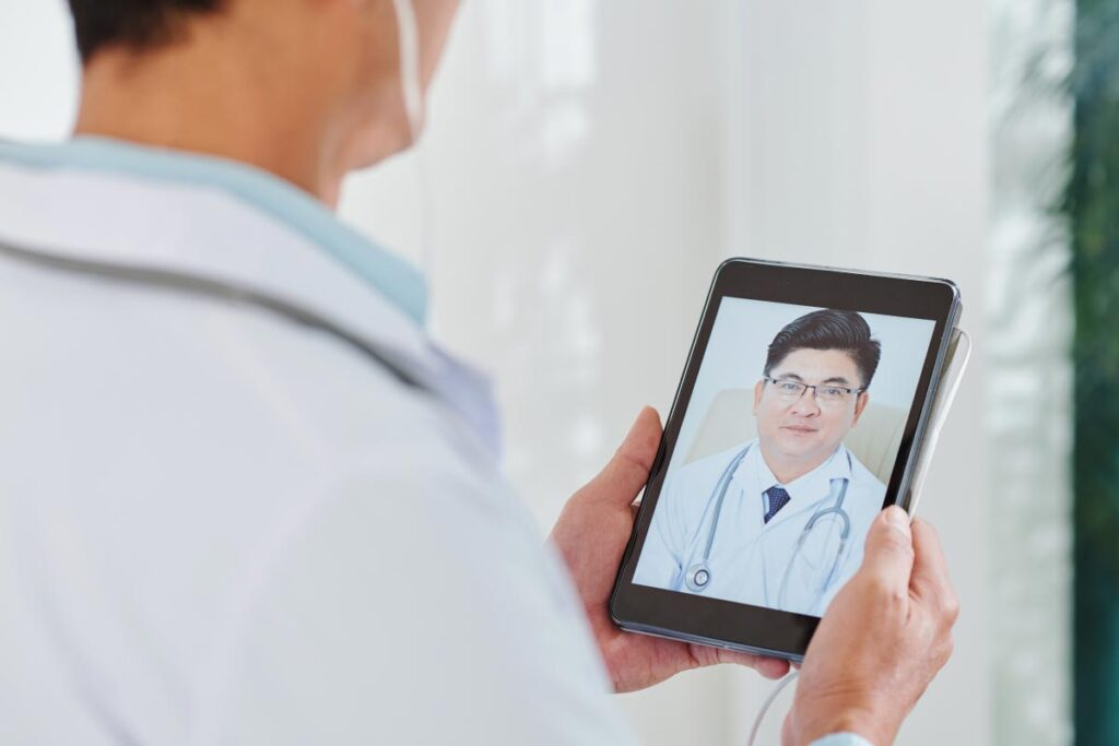 what is iv telemedicine